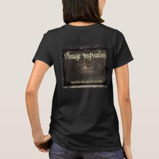 Camiseta del logotipo de las inspiraciones del