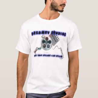 Camiseta del logotipo de los estudios de DreamTV