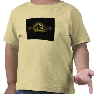 camiseta del logotipo de los niños