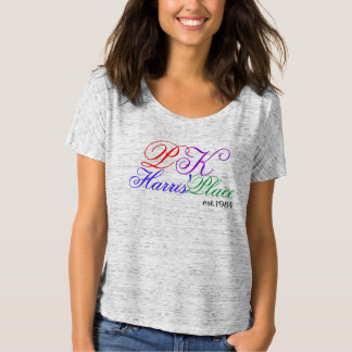 Camiseta del logotipo de PKHarrisPlace Camisas