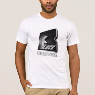 Camiseta del logotipo del bloque de Yung Joc