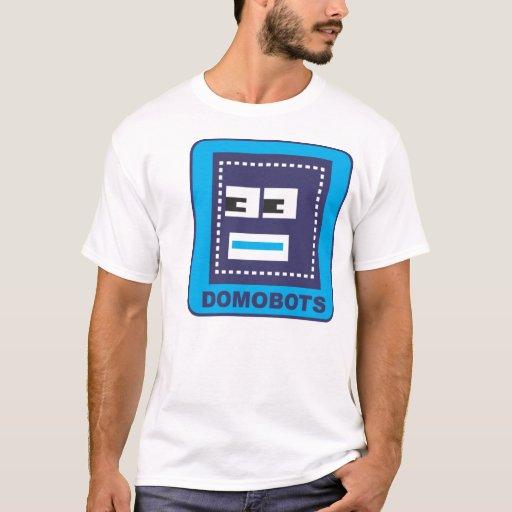 Camiseta del logotipo del Bot de la marina de
