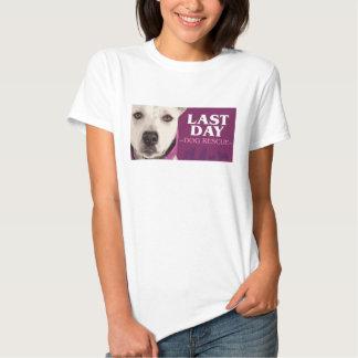 Camiseta del logotipo del LDDR de las mujeres Playeras