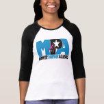 Camiseta del logotipo del MPA