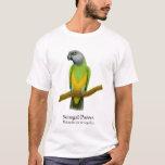 Camiseta del loro de Senegal
