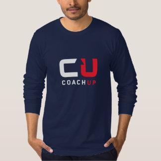 Camiseta del LS de la marina de guerra de CoachUp Camisas