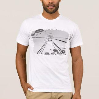 Camiseta del maestro cocinero. Personalizable.