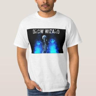 Camiseta del mago de Drow Playeras