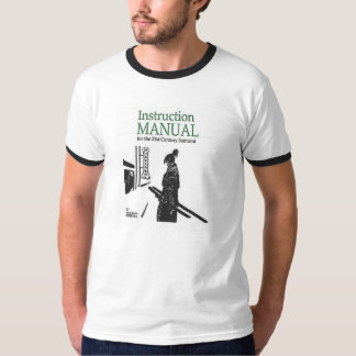 Camiseta del manual del samurai