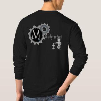 Camiseta del maquinista