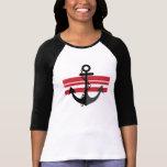 Camiseta del marinero
