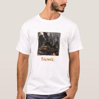 Camiseta del marmotreto de Barg