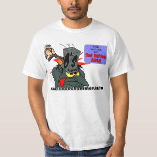 Camiseta del martillo de THACO Playeras