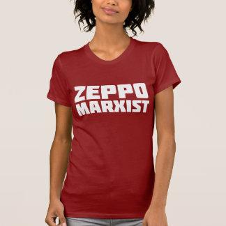 Camiseta del MARXISTA de ZEPPO Camisas