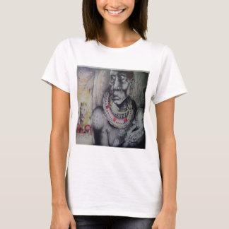 Camiseta del Masai de Hakuna Matata del diseñador