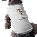 Camiseta del mascota camisetas mascota