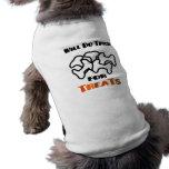 Camiseta del mascota de Halloween para los perros Camisetas De Perrito