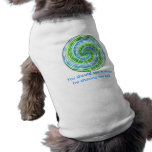 """Camiseta del mascota """"de la caza"""" camisetas mascota"""