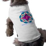 """Camiseta del mascota de las """"relaciones"""" ropa de mascota"""