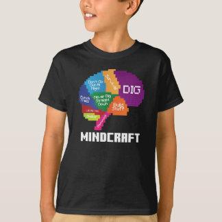Camiseta del Mente-Arte