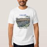 Camiseta del Mesa Verde Playeras