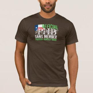 Camiseta del miembro de la cuadrilla de PHB