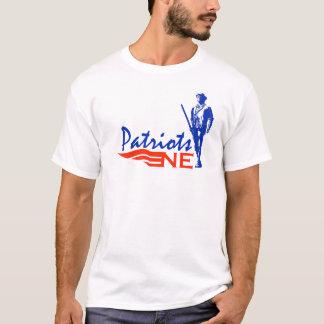 Camiseta del Minuteman de los patriotas