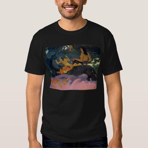 """Camiseta del Miti"" - Paul Gauguin de Fatata Te Playera"
