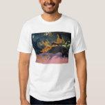 """""""Camiseta del Miti"""" - Paul Gauguin de Fatata Te Playeras"""