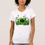 Camiseta del monograma