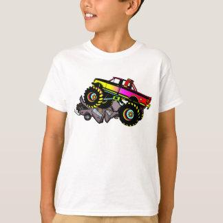 Camiseta del monster truck