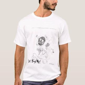 Camiseta del monstruo