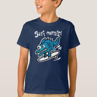 Camiseta del monstruo de la resaca