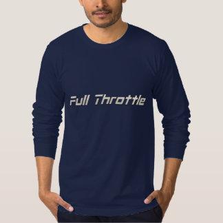 Camiseta del motocrós de la máxima velocidad