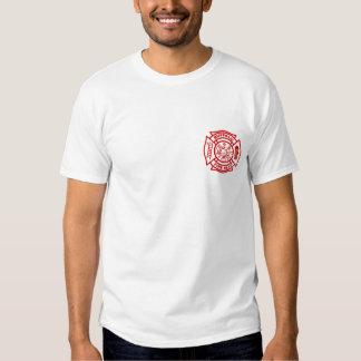 Camiseta del motor 1 de BFD Playera