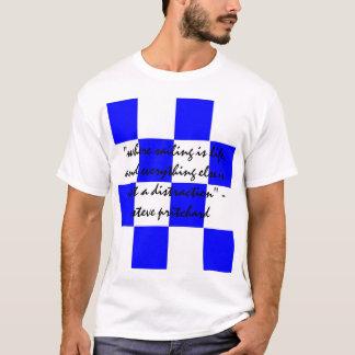 Camiseta del muelle de N