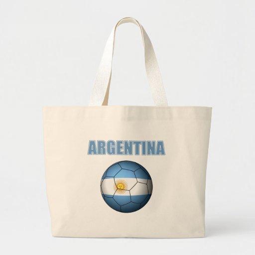 Camiseta del mundial de la Argentina Bolsa