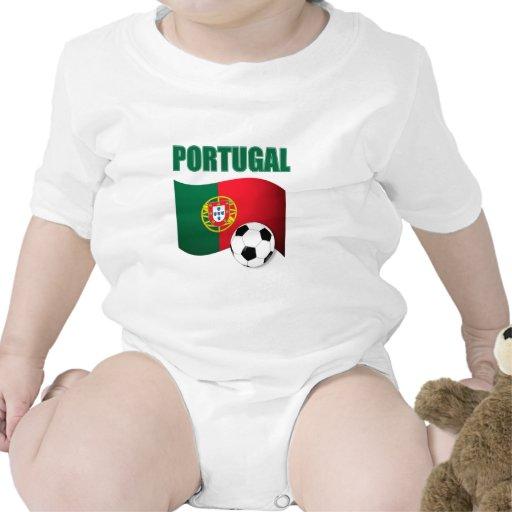 Camiseta del mundial de Portugal