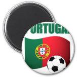 Camiseta del mundial de Portugal Imán De Frigorifico