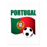 Camiseta del mundial de Portugal Tarjeta Postal