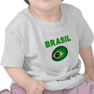 Camiseta del mundial del Brasil
