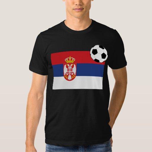 Camiseta del mundial SRBIJA American Apparel del Poleras