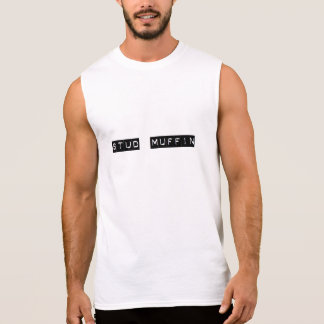 Camiseta del músculo del mollete del perno prision
