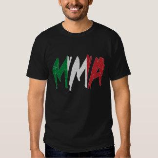 Camiseta del Muttahida Majlis-E-Amal de Italia Poleras