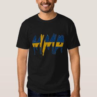 Camiseta del Muttahida Majlis-E-Amal de Suecia Poleras