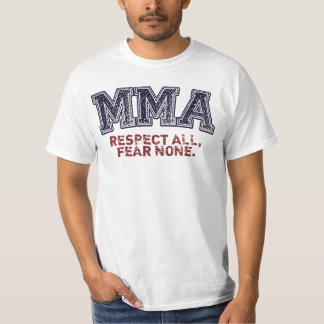 Camiseta del Muttahida Majlis-E-Amal Remeras