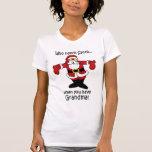Camiseta del navidad de la abuela