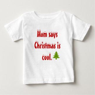 Camiseta del navidad de los niños