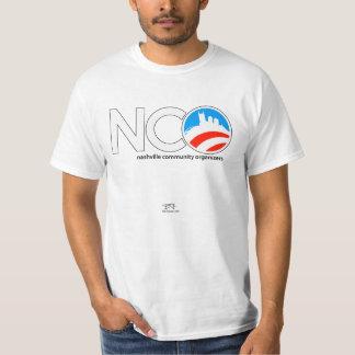 Camiseta del NCO