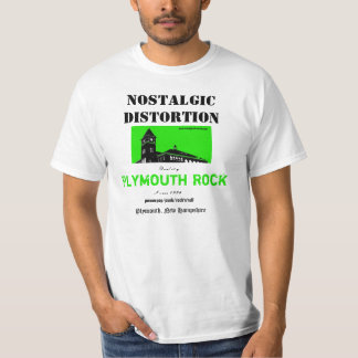 Camiseta del ND Plymouth Rock Playera